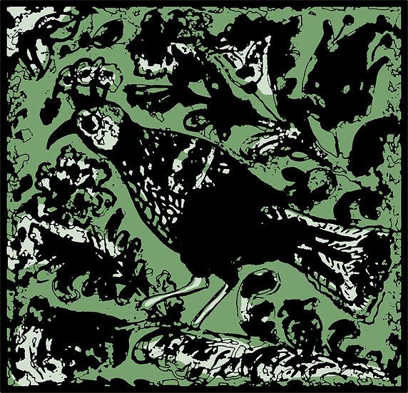 FAIRY-TALE BIRD - Orudzhev Rashid Elda