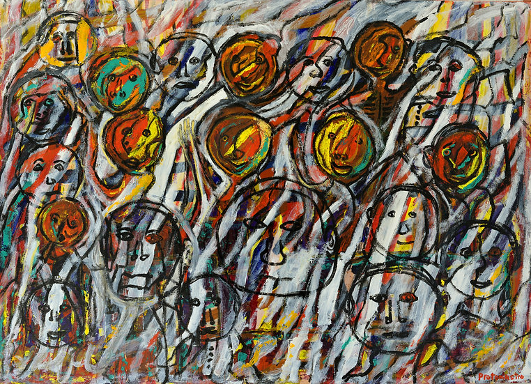 DEMONSTRATION AGAINST AUSTERITY - Jorge Protomastro
