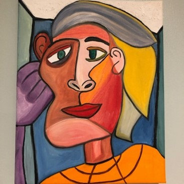 FACE WITH NO NAME 2 - Lorrie Pethick