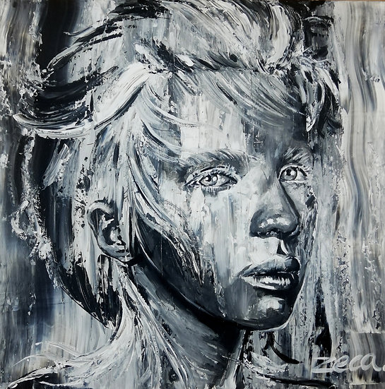 GIRL IN GRAY - Zeca Vilela
