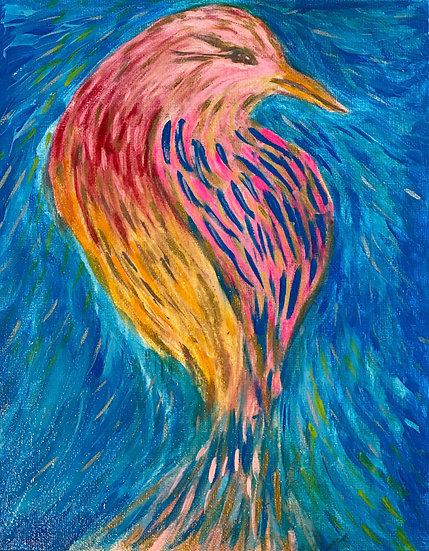FLIRTY BIRD - Tara Hunt