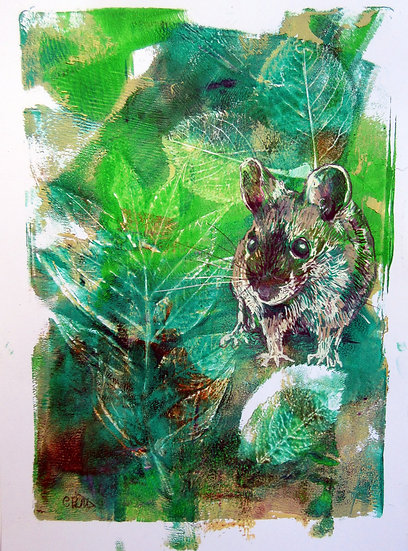 FIELDMOUSE - Claire Bartlett