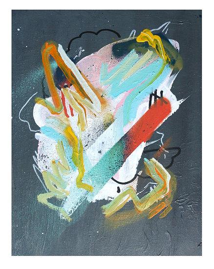 UPSIDE DOWN - Michael Black