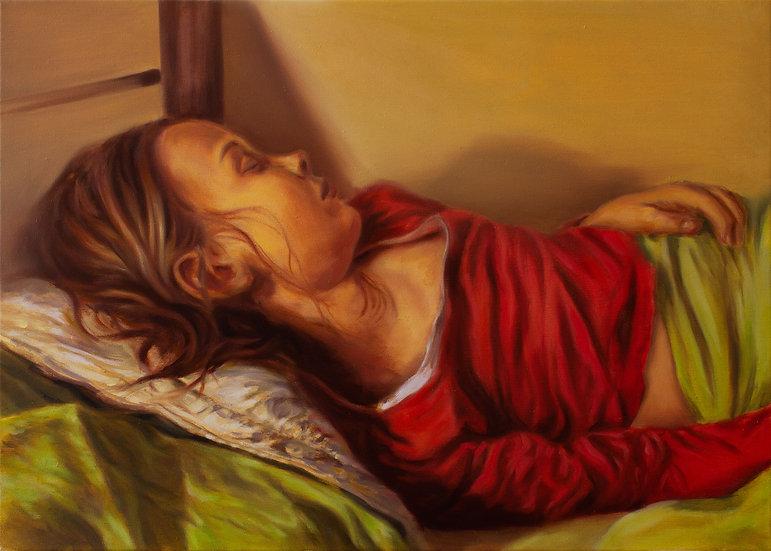 SLEEPING JULIET - Anton Kubalík