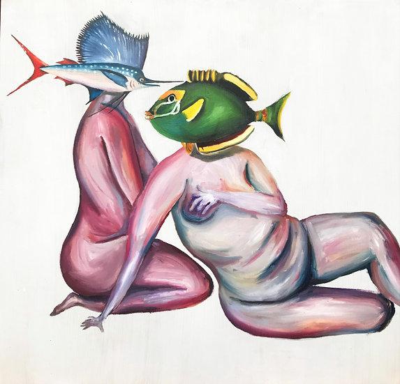 EXOTIC FISH OF DECEPTION BAY - Jess Hazell