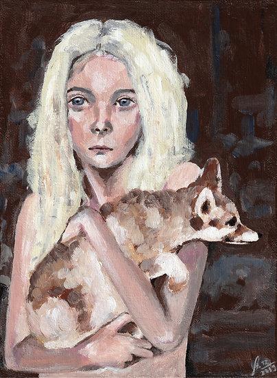 FOX GIRL - Stephanie Marie Steinhardt