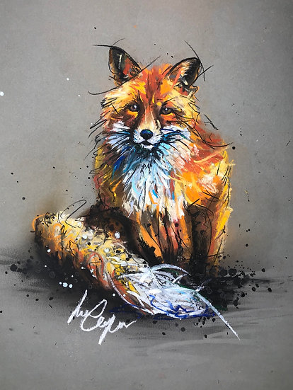 FOX - Laura Cooper