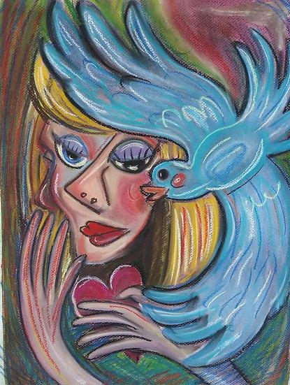 FACE OF PEACE - Tiffany Alexandria