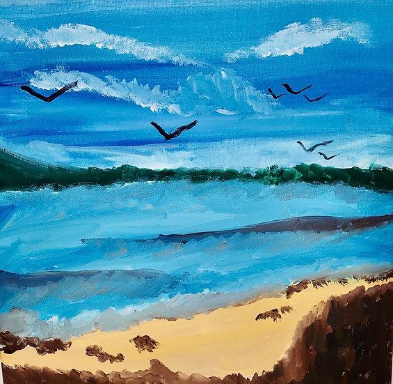 EASTBOURNE COAST - Earline Cradock