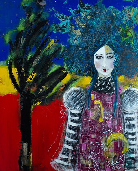 JOSHUA TREE - Liz Andrade Arnold