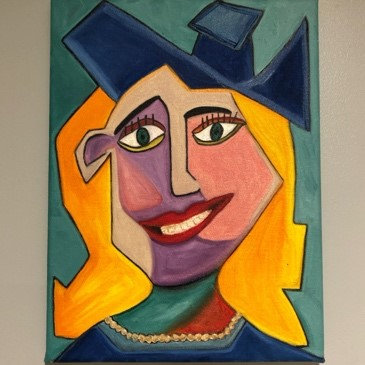 FACE WITH NO NAME 3 - Lorrie Pethick