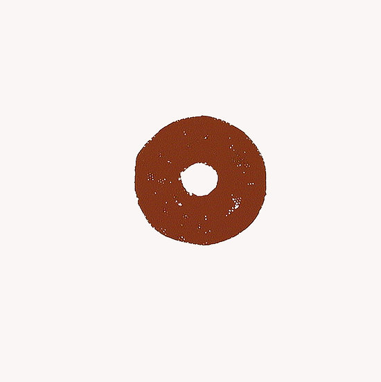 DONUT - Lucy White