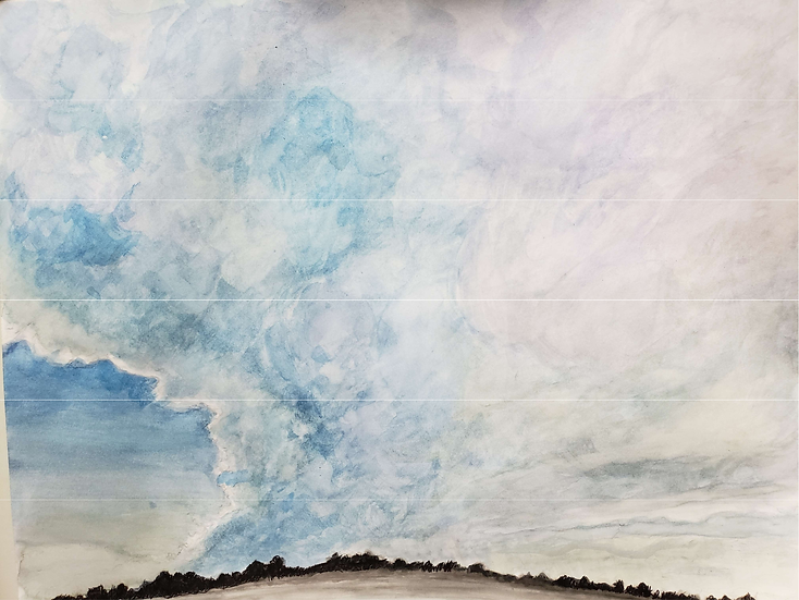 Anderson Sky - Isabel Mann