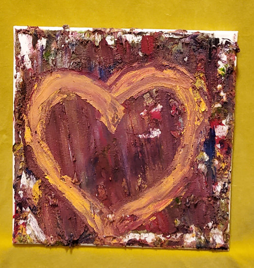 LOVE CAN BE MESSY - Kathleen Perample