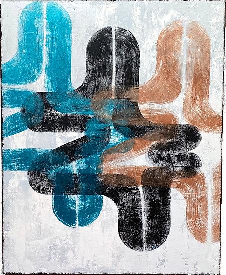 SPURENSUCHE 01 - Lisa Advani