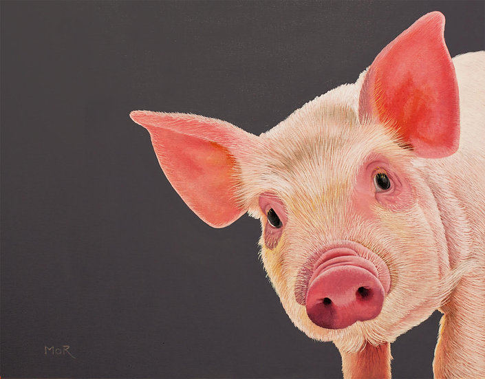 WHAT DO YOU MEAN BY PULLED PORK? - Dietrich Moravec