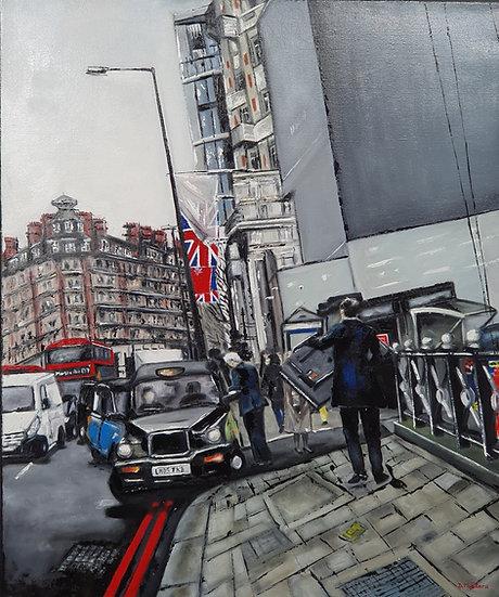 FRIDAY IN LONDON - Daniela