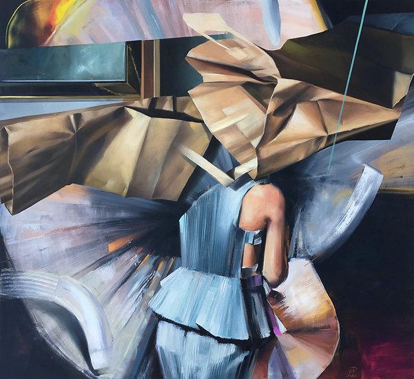 THE NEW DRESS - Adrian DeDea