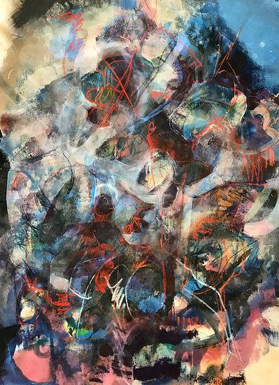 AS IT IS IN HEAVEN - Mark Thibeault