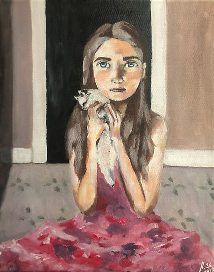 LUCI - Stephanie Marie Steinhardt
