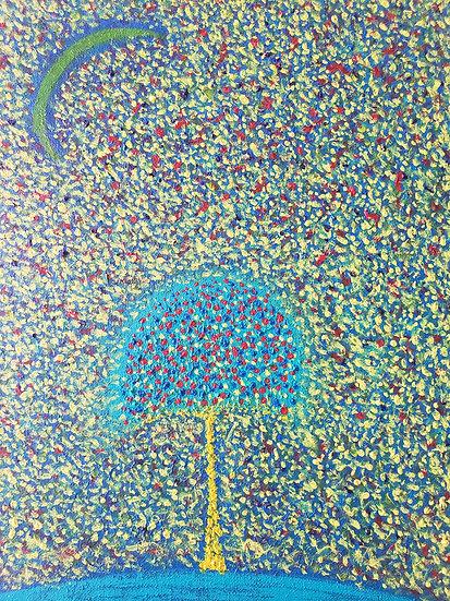 TREE AT MIDNIGHT - Carrie Meeran