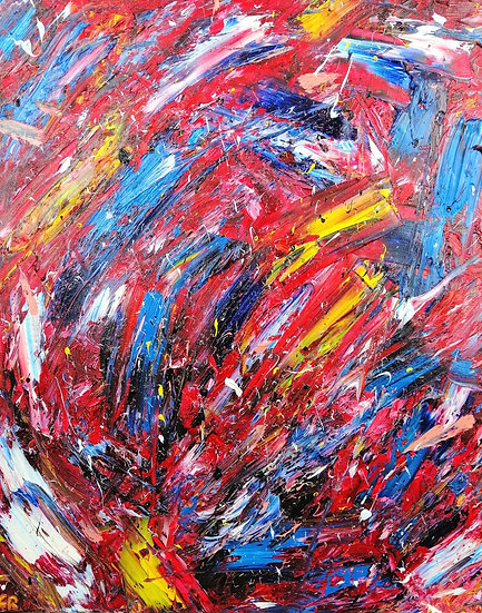 RED BATTLE - Charlie Robb