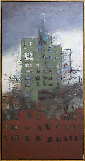 TOWERS - Annmarie Wikman