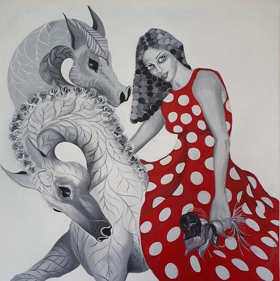 SPRING - Nazan Pamuk