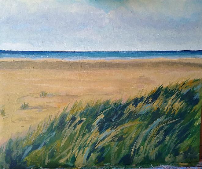 BEACH BREEZE - Nina Hawkshaw
