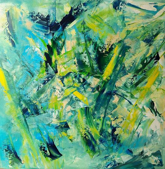 YELLOW MOODS - Ann Broni