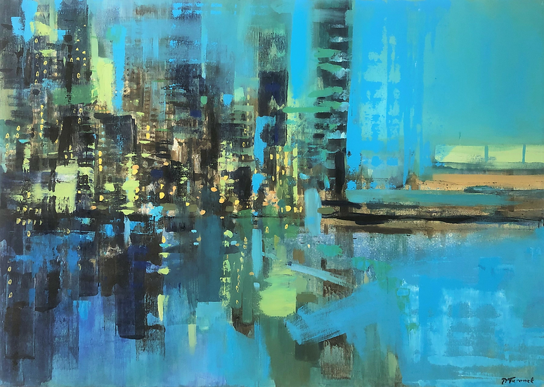 OVER THE RIVER - Paulina Taranek