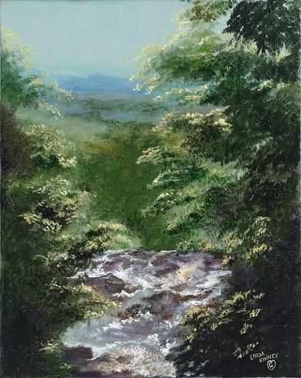 GEORGIA'S BEAUTY - Linda Kinney