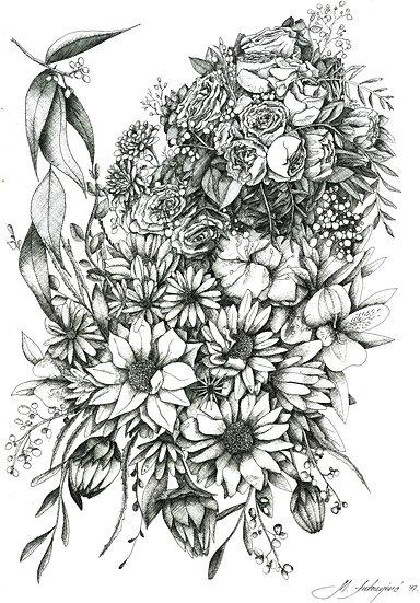 FLOWERS - Mirjana Antonijević