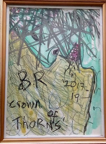 CROWN OF THORNS - David Burton-Richardson
