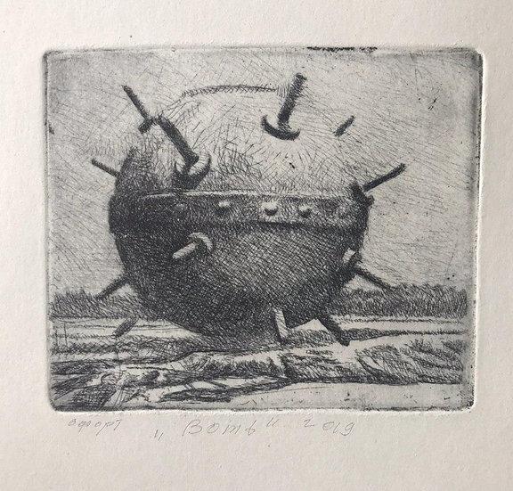 BOMB - Simon Galinov