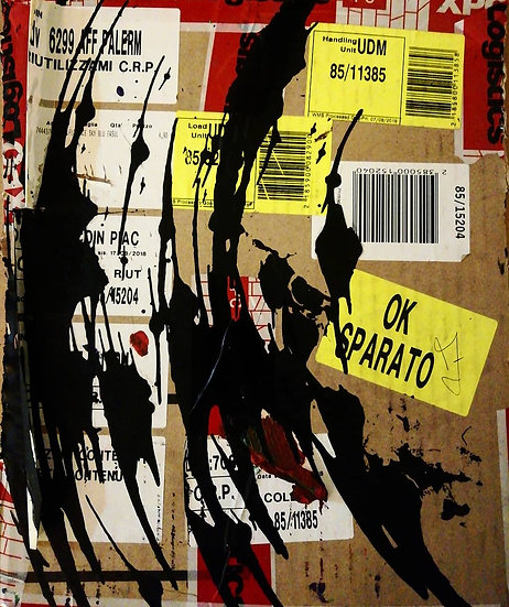 OK, SPARATO - Luca Argento