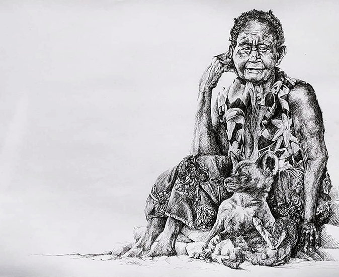 FACES OF AFRICA - Matthew Garvin