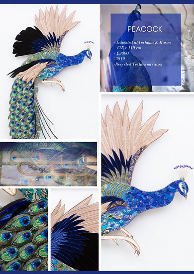 PEACOCK - Lily Adele