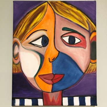 FACE WITH NO NAME 1 - Lorrie Pethick