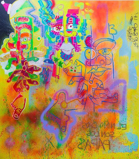 SANTA CLAUS'S DREAM - Moyo