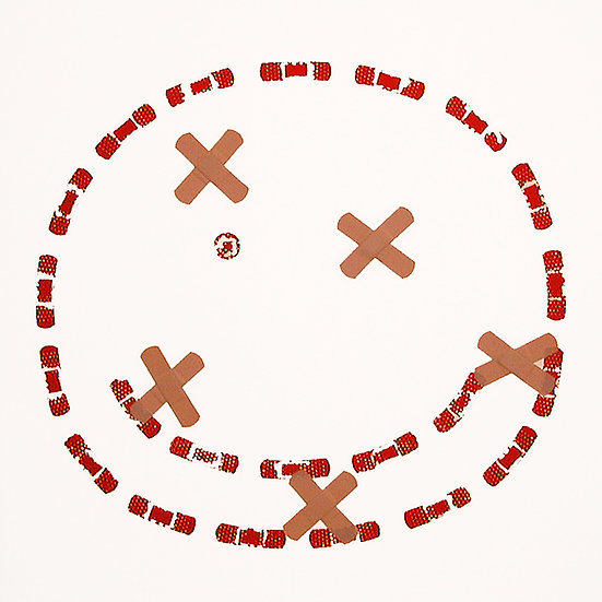 HURT SMILEY - Lucy White