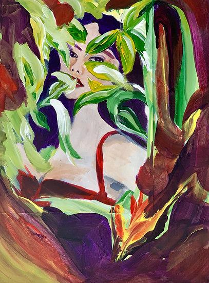 NURTURED BY NATURE - Denise Stroud
