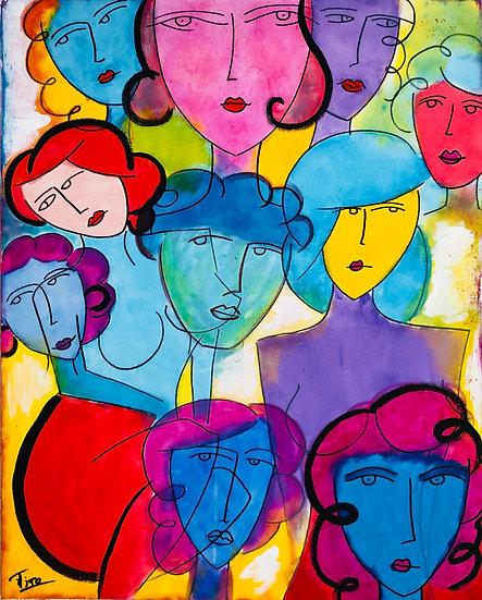 FACE IN THE CROWD - Alex Tito