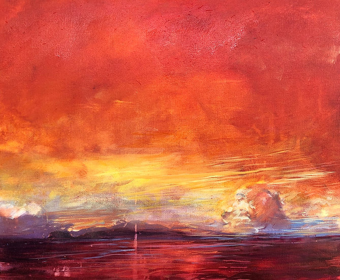 FIRE AND WATER - Stephen McGuinness