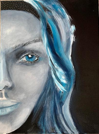 BABY BLUE - Denise Stroud