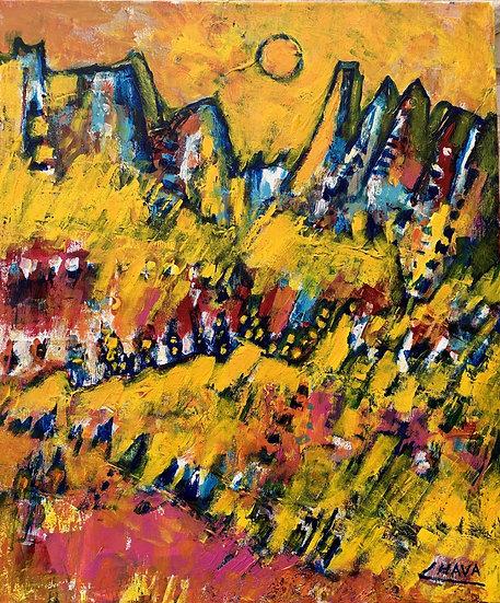 HILLS ON FIRE - Chava Silverman