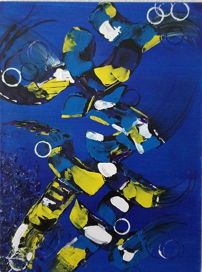 BLUE MOTION - Gloria Moore