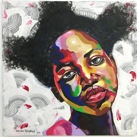 FREE BUT HUNGRY - Damola Ayegbayo
