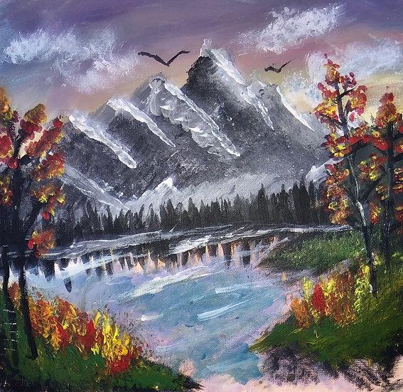DREAM MOUNTAIN - Earline Cradock