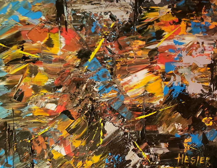 EBONY GRUNGE - Tammy Hesler